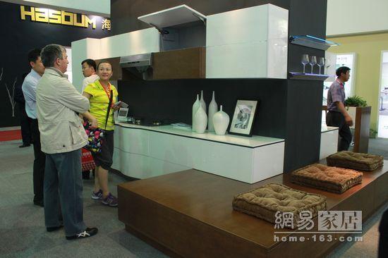 上海厨卫展热度骤降 厨房设计融入整体生活空间