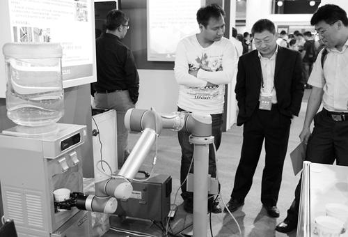 北京星和机器人自动化技术有限公司产品涉及喷涂机器人等