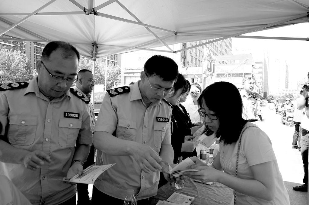 河北省沧州市市场监管局举办了首