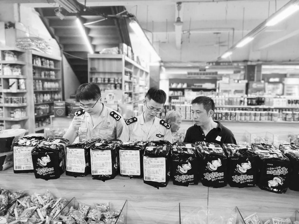 江苏省高邮市市场监管局在全市范