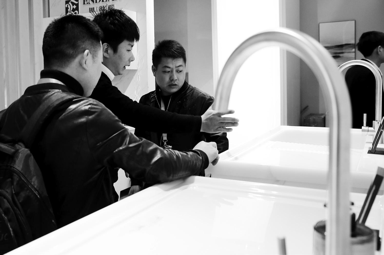 浙江江山市恩达洁具有限公司产品受关注程度与日俱增