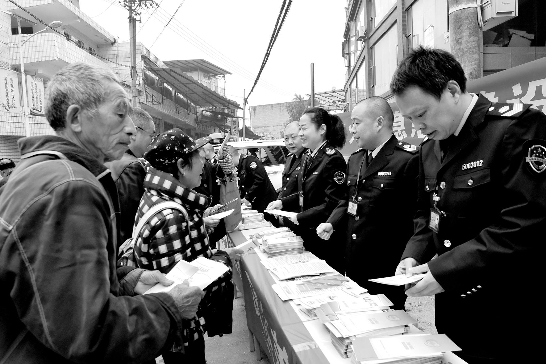 重庆市涪陵区市场监管局全面启动