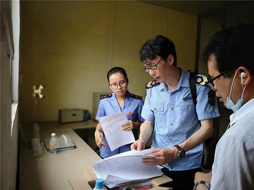 广西柳城县全面加强野生动物市场