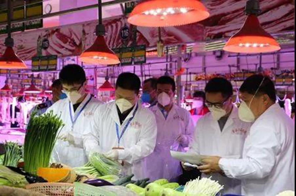 广东省湛江市市场监管局春节抽检不打烊 节日食品安全监管不放松
