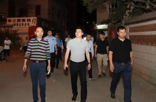 广东省东莞市长安镇开展食品小作坊专项整治联合执法行动