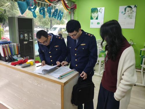 浙江省湖州市南浔区精准严打性保健品违法行为