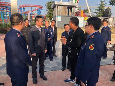 陕西省开展特种设备百日安全整治