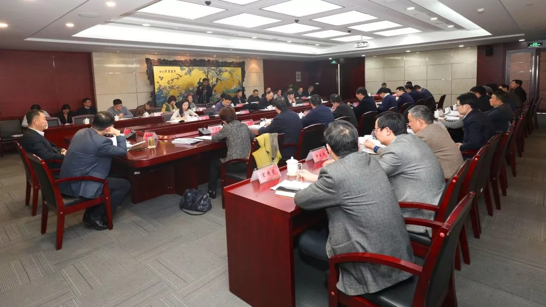江苏省副省长马秋林到省市场监管局调研指导工作