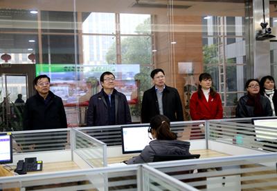 湖南省市场监管局党组书记督查株