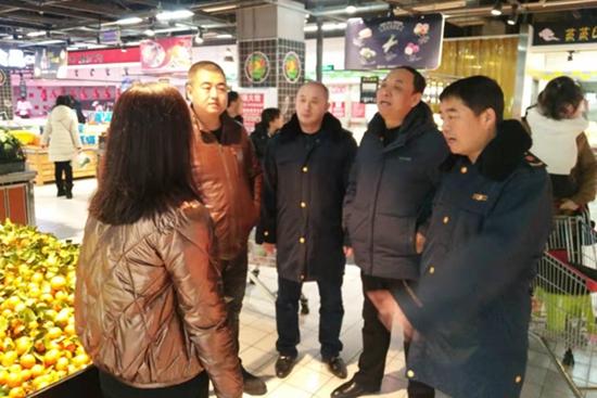 黑龙江省肇东市市场监管局开展春