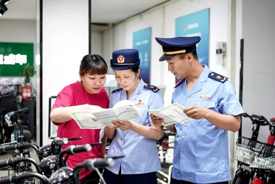 江苏省南京市召开电动自行车电商