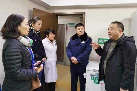 江苏省南京市市场监管局全方位强化药品监管工作