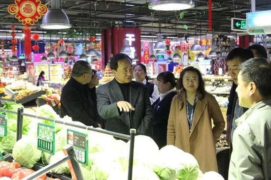 """云南省市场监管部门开展春节及 """"两会""""前食品安全检查"""