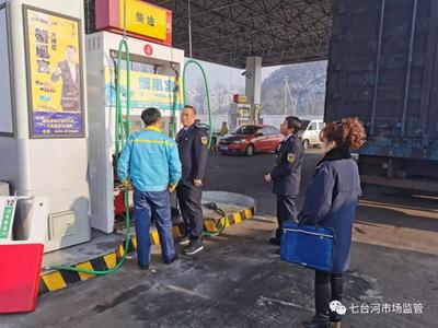 黑龙江省七台河市市场监管局专项