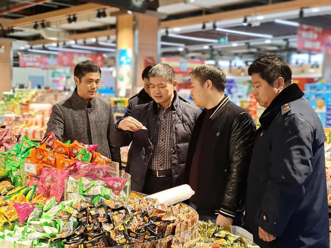 维护春节市场价格秩序,江苏省扬