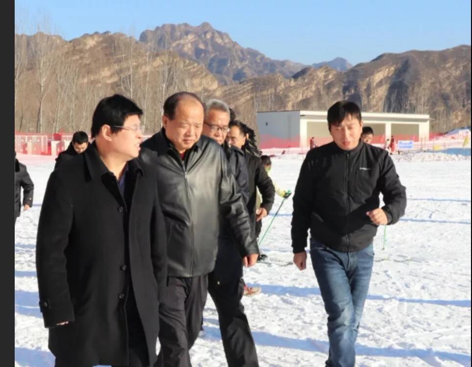 河北省保定市市场监管局局长带队检查节日特种设备安全
