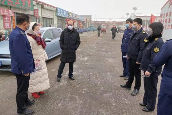 内蒙古五原县全力做好新型冠状病