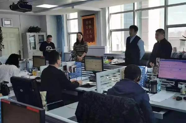超级赚钱大亨:黑龙江省牡丹江市市场监管局这样防控疫情
