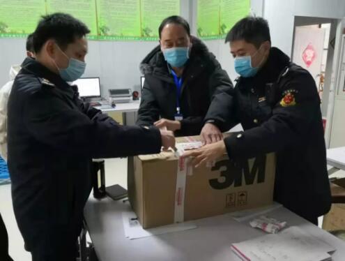 江苏省泰州市开出首张防疫产品违