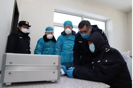 黑河市市場監管局:檢測設備前移 無縫對接疫情防控工作