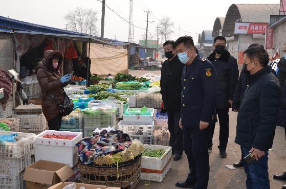 河北省辛集市市場監管局:勇擔使命 堅守一線