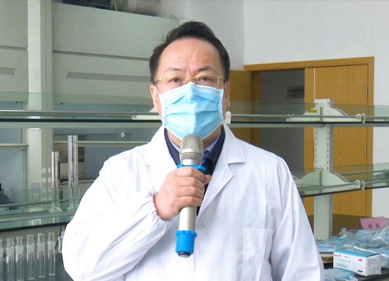 何汉翔:安徽省产品质量监督检验研究院院长
