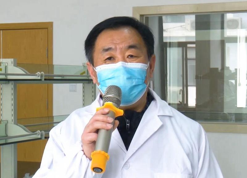 李辉:中国质量报记者