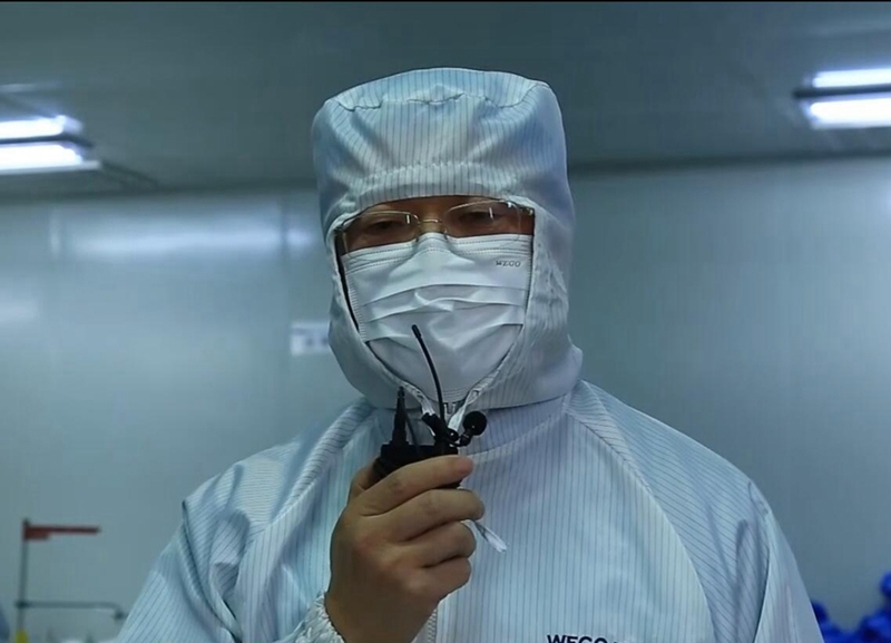 于许杰:威高医用材料公司总经理