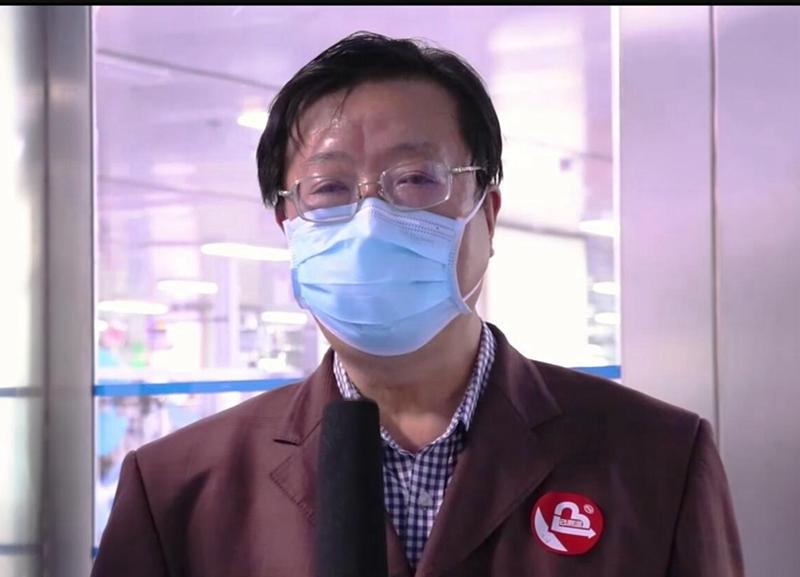 傅江平:中国质量报记者